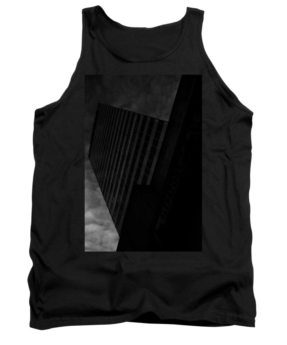 Down Town Tank Top featuring the photograph Integrated Elevation by The Artist Project