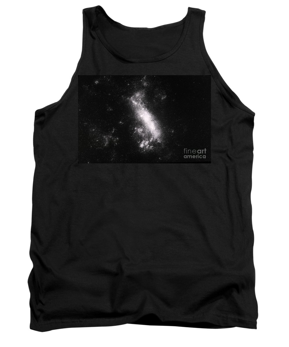 Science Tank Top featuring the photograph Large Magellanic Cloud by Science Source