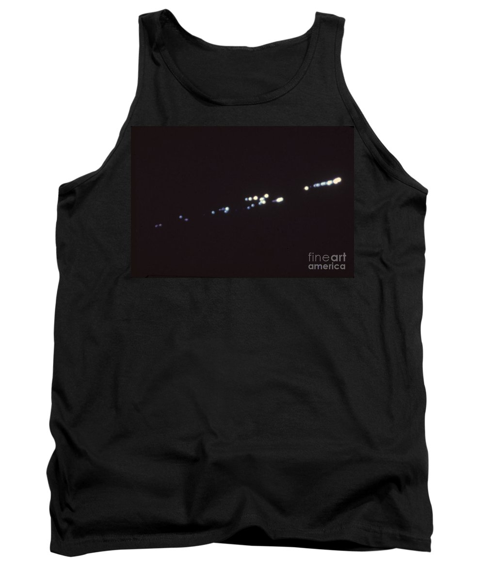 Science Tank Top featuring the photograph Meteor by Science Source