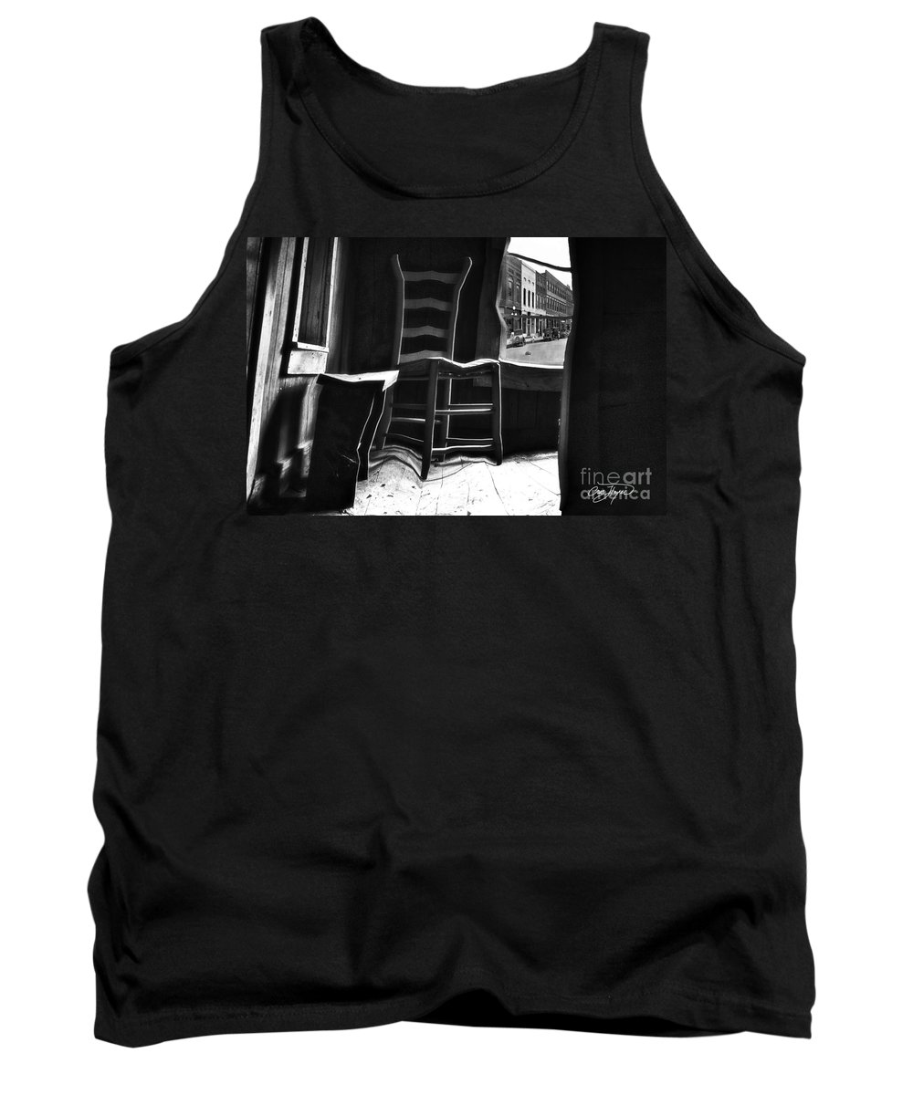 Near Normal Art Poster Tank Top featuring the photograph Near Normal by Cris Hayes