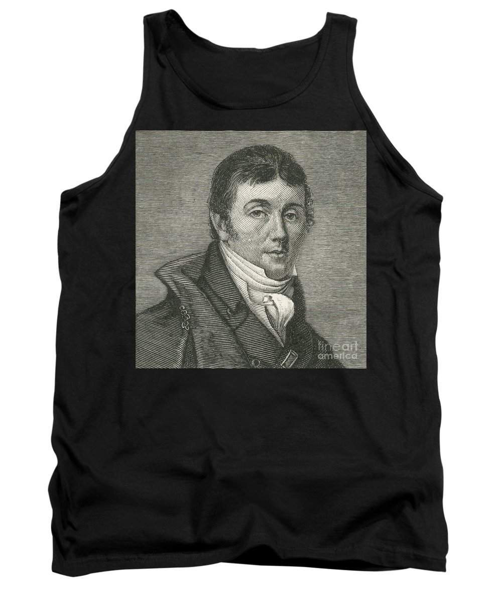 Nicholas Fish Tank Top featuring the photograph Nicholas Fish by Photo Researchers