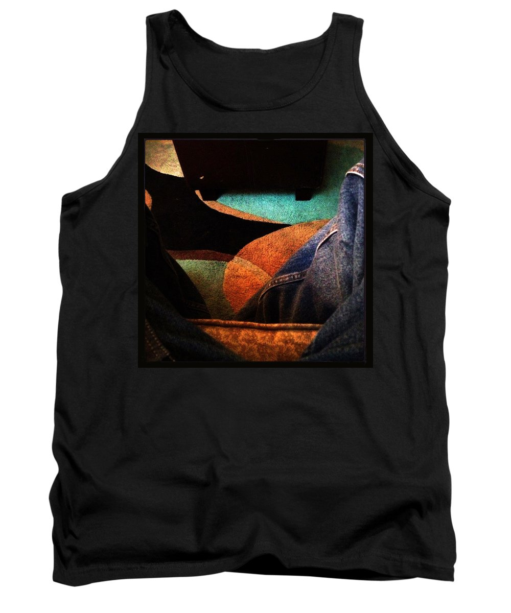 Pants Tank Top featuring the photograph Pants by Tim Nyberg