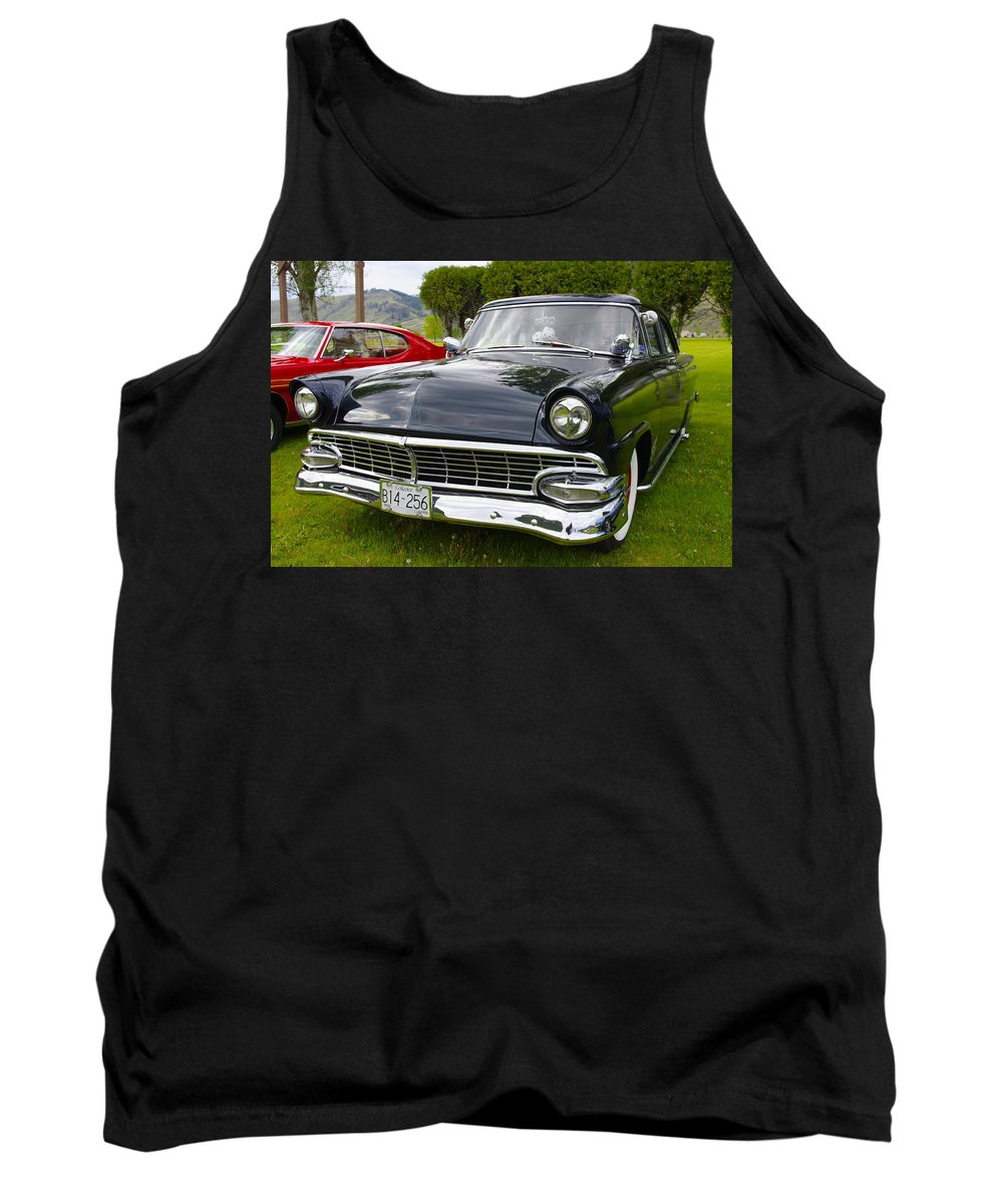 Car Tank Top featuring the photograph Roll Those Dice by John Greaves