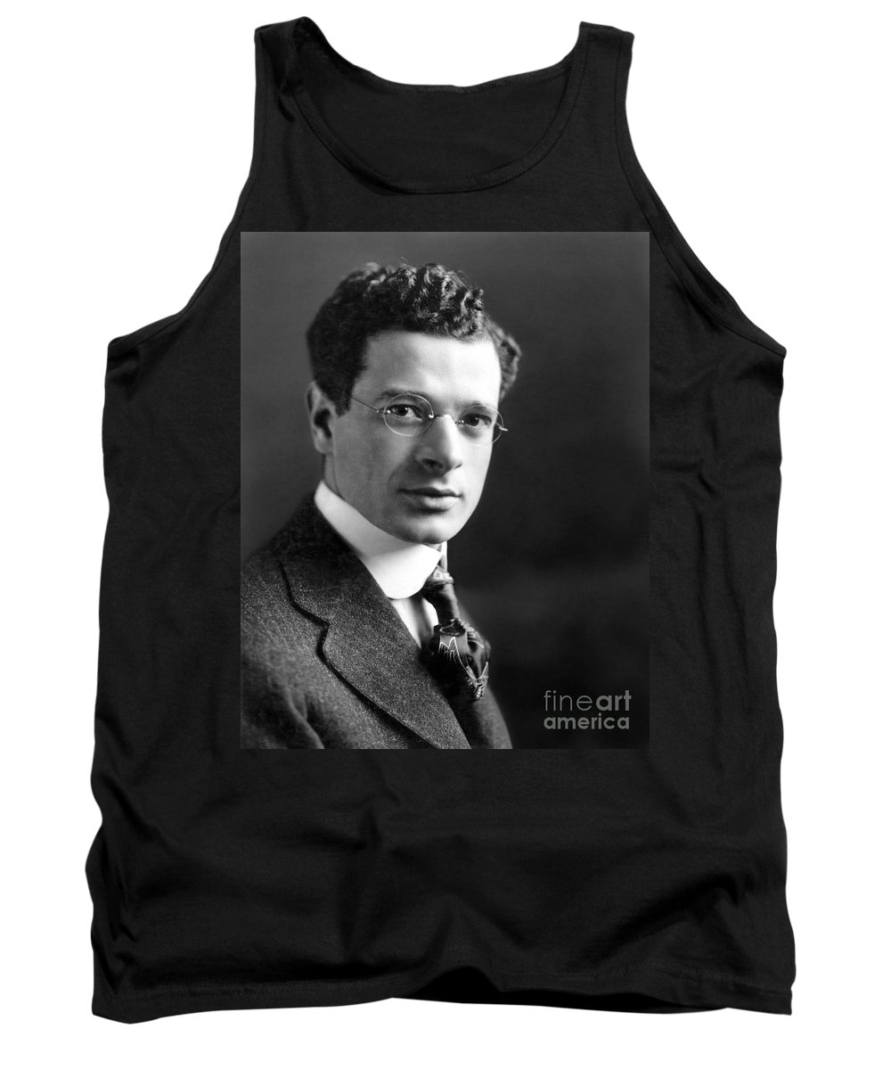 1915 Tank Top featuring the photograph Sidney Hillman (1887-1946) by Granger