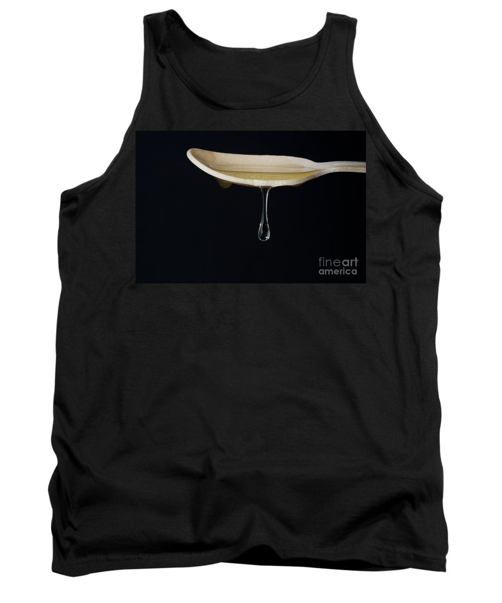 Spoonful Of Honey Tank Top featuring the photograph Spoonful Of Honey by Mats Silvan
