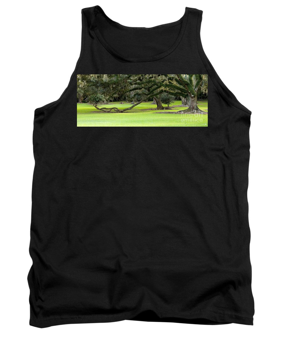 Tree Tank Top featuring the photograph The Giving Tree by Scott Pellegrin