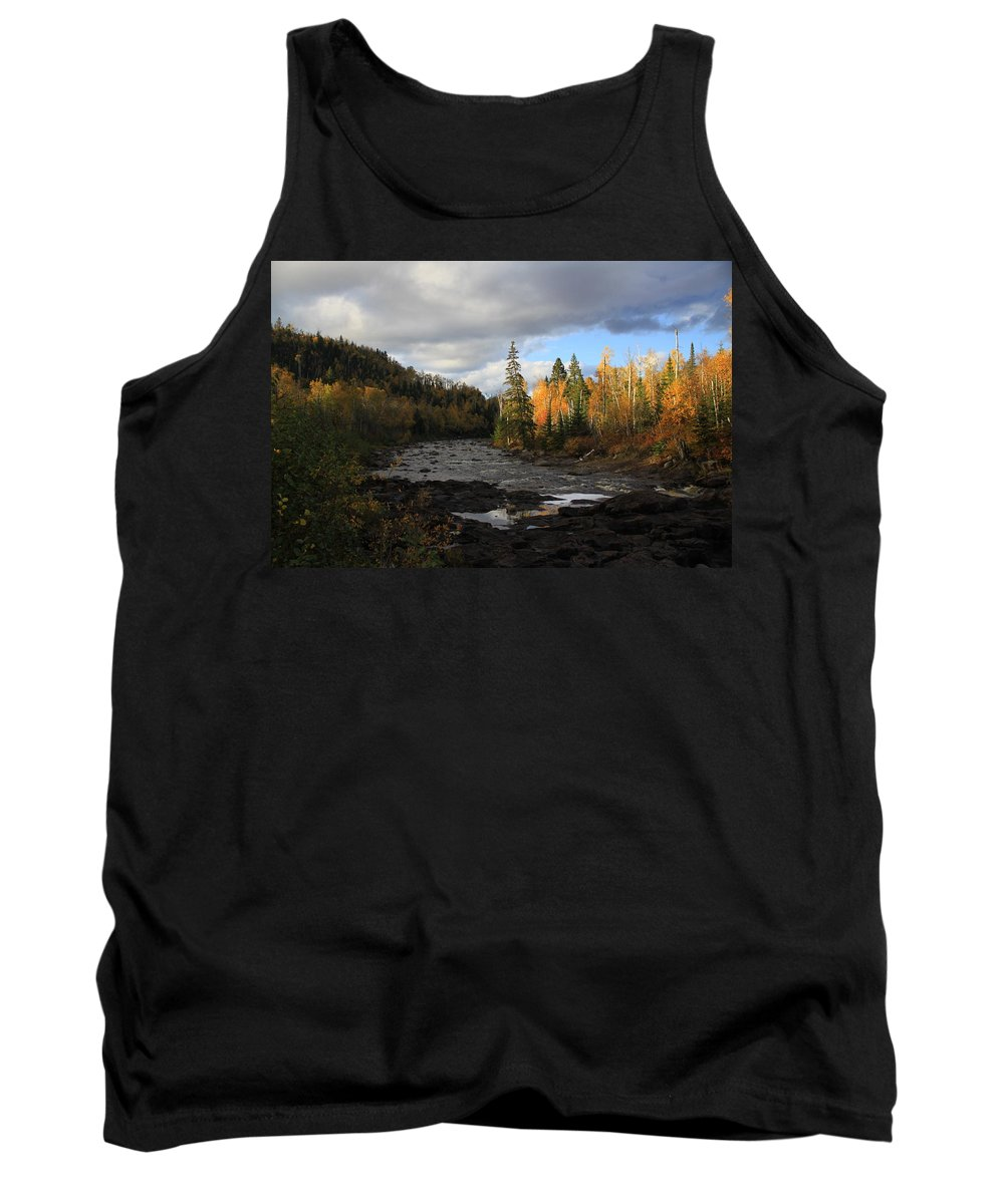 Tank Top featuring the photograph Upper Temperance by Joi Electa
