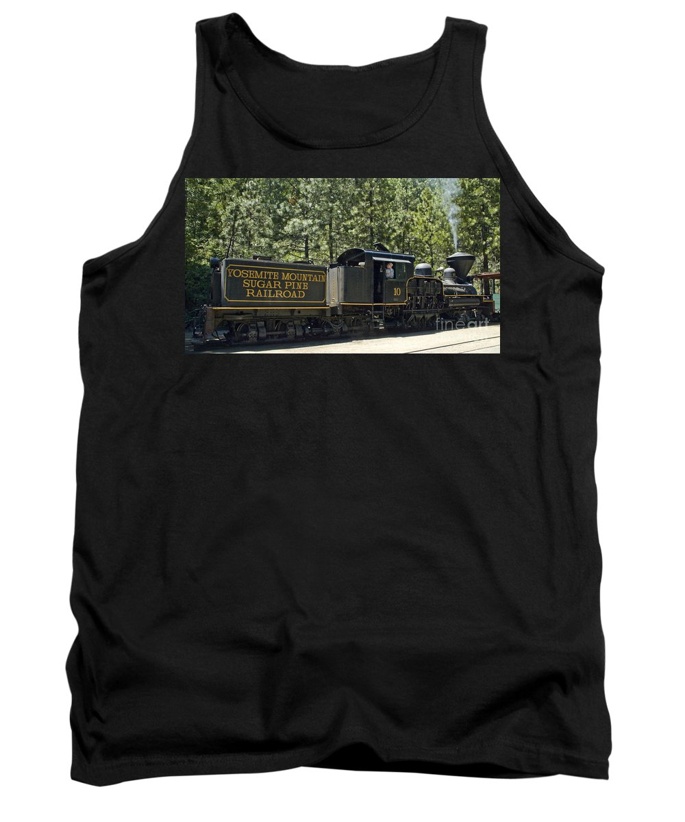 Shay Tank Top featuring the photograph Wslc Shay by Tim Mulina