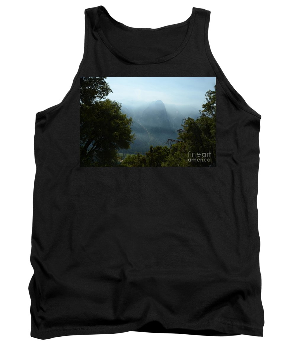 Yosemite National Park Tank Top featuring the photograph Yosemite Falls Hike by Cassie Marie Photography