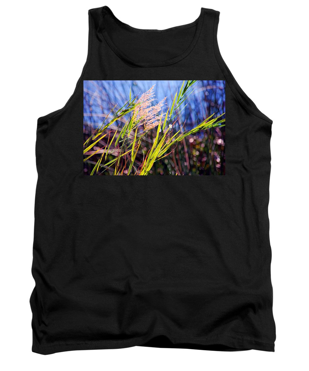 Gone With The Wind Tank Top featuring the photograph Gone With The Wind by Susanne Van Hulst