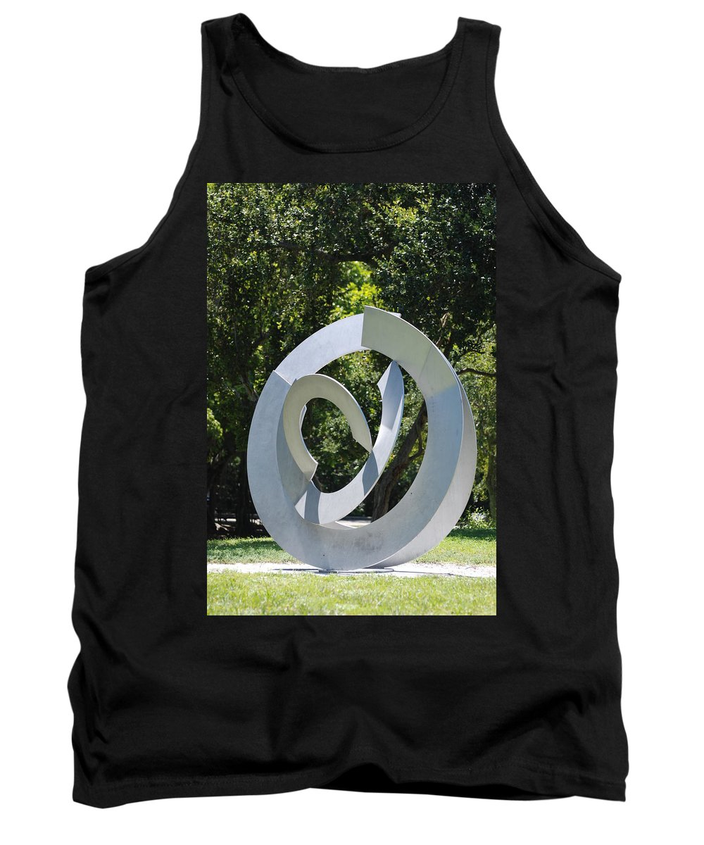 Landscape Tank Top featuring the photograph Orbs by Rob Hans