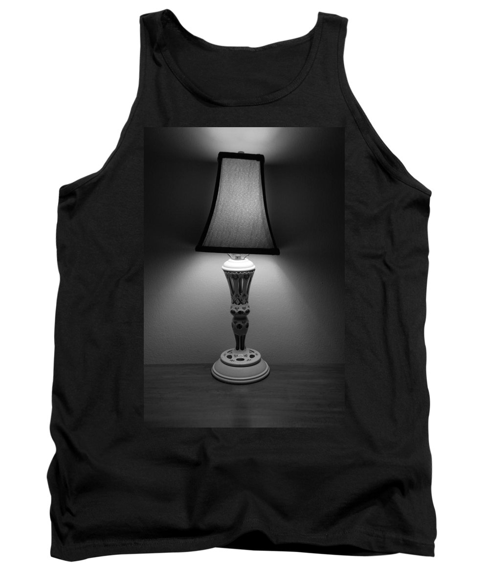Lights Tank Top featuring the photograph The Lamp by Rob Hans