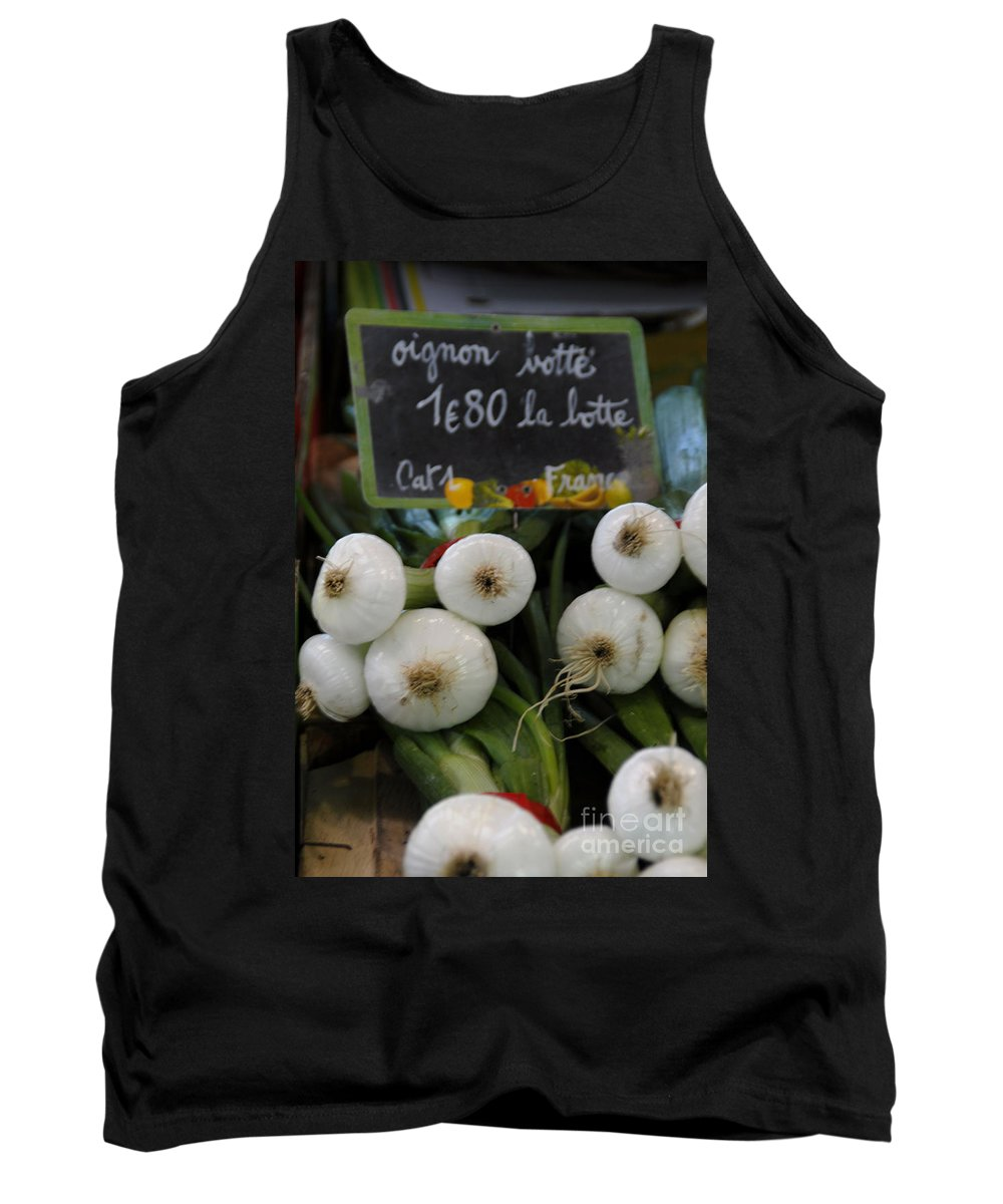 Travel Photography Nearby Towns To La Rochelle And Chambon Tank Top featuring the photograph Travel Photography by Jenny Potter