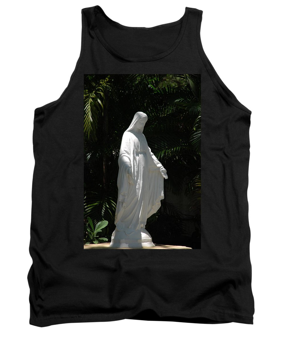 Florida Tank Top featuring the photograph Virgin Mary by Rob Hans