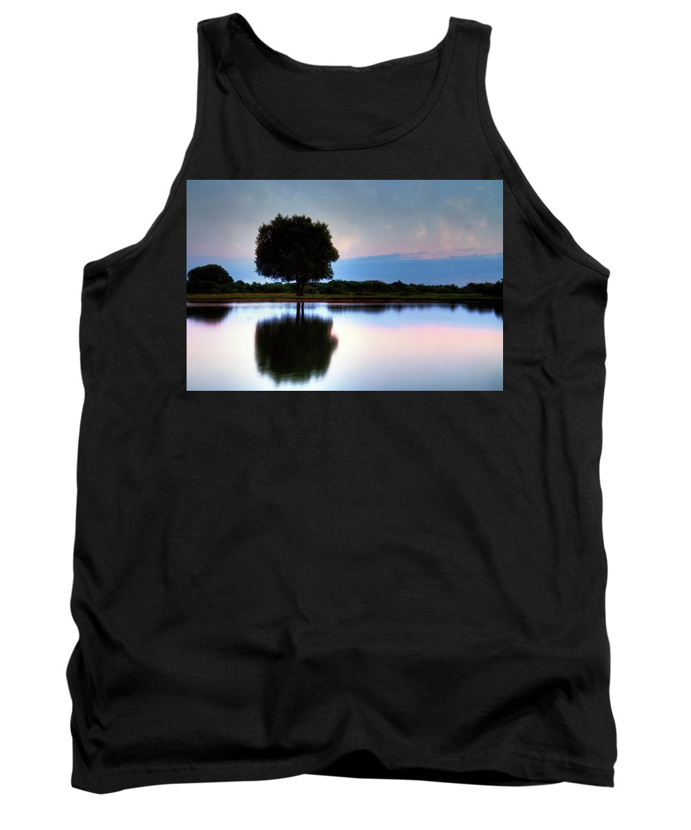 New Forest Tank Top featuring the photograph New Forest - England by Joana Kruse