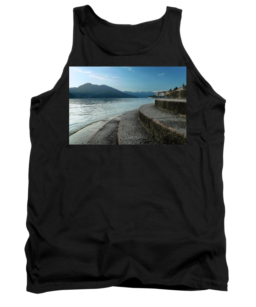 Aqua Tank Top featuring the photograph Untitled by Jarrett Griffin