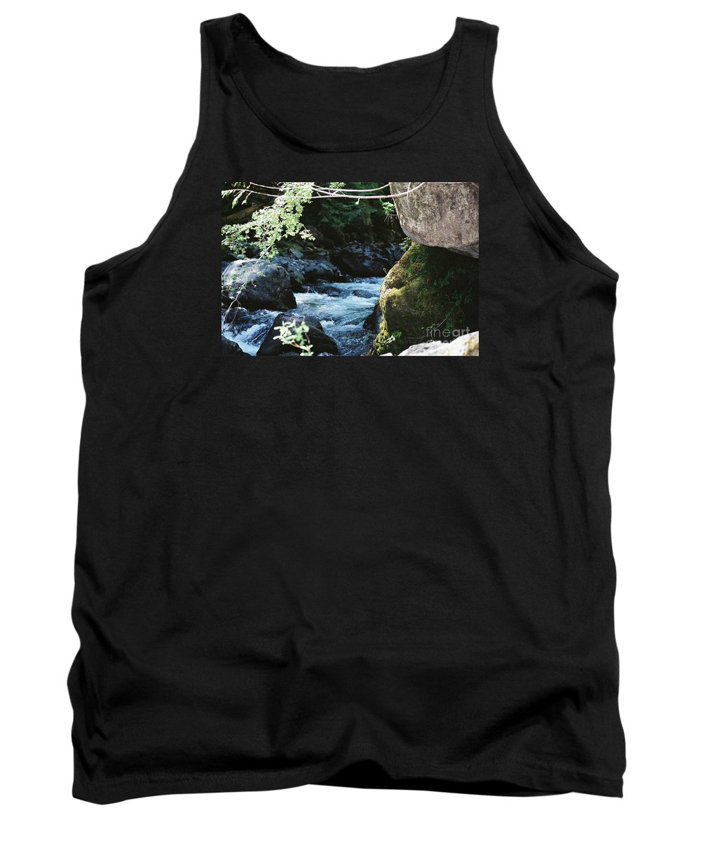Landscape Tank Top featuring the photograph Untitled by John Huntsman
