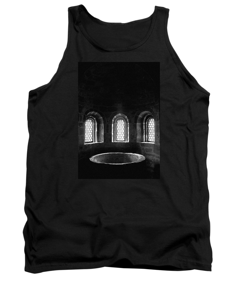 Tank Top featuring the photograph 3 Lights by Michele Mule'