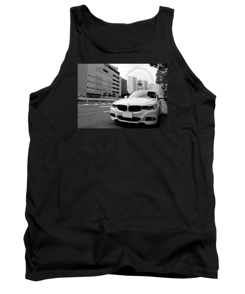 Bmw Tank Top featuring the photograph BMW by Ct Gutti