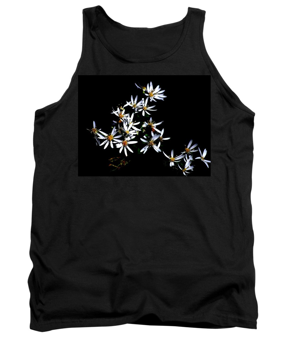 Digital Photograph Tank Top featuring the photograph A Black And White Study by David Lane