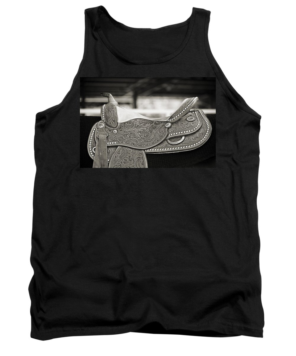 Horse Tank Top featuring the photograph A Thing Of Beauty by Marilyn Hunt