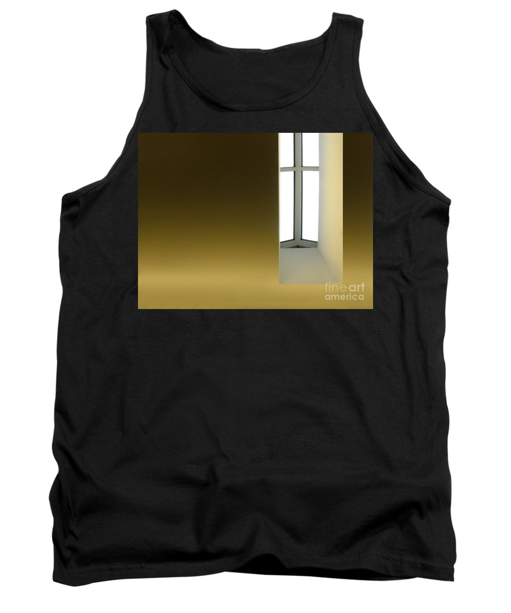 Architecture Tank Top featuring the photograph Above Series 2.0 by Dana DiPasquale