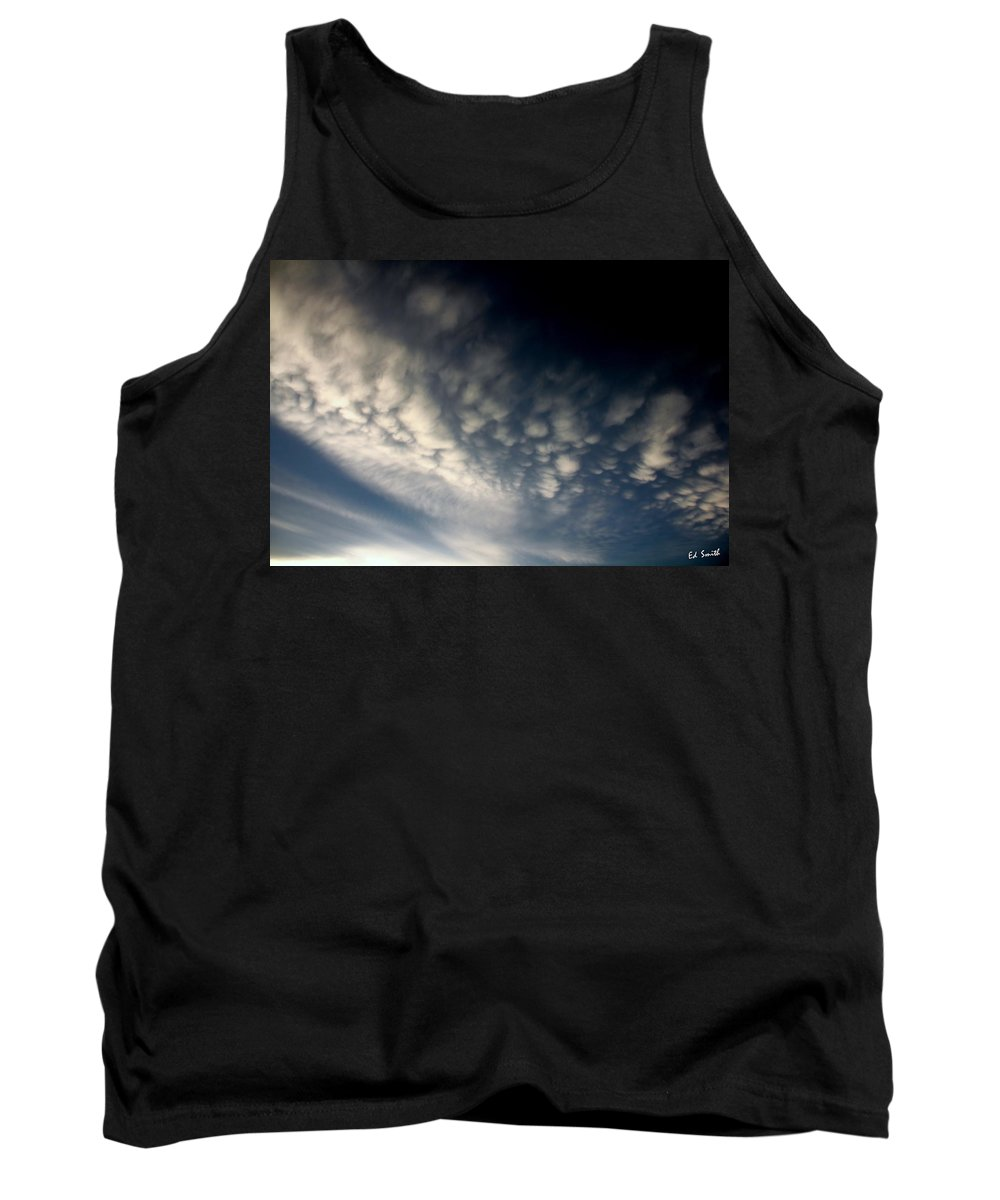 Adam And Eve Tank Top featuring the photograph Adam And Eve by Ed Smith