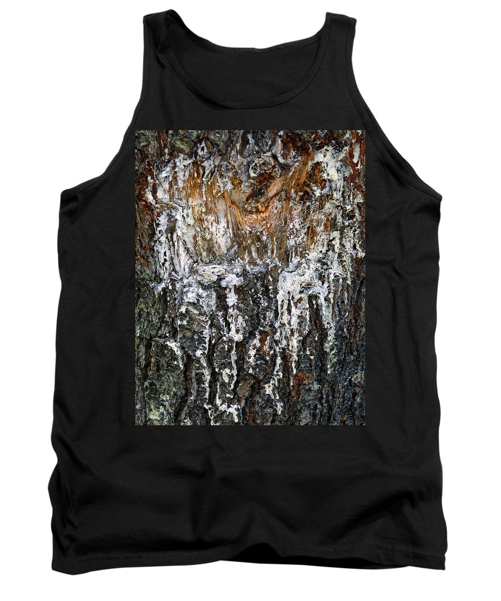 Tree Tank Top featuring the photograph Agony And Ecstasy by Lynda Lehmann