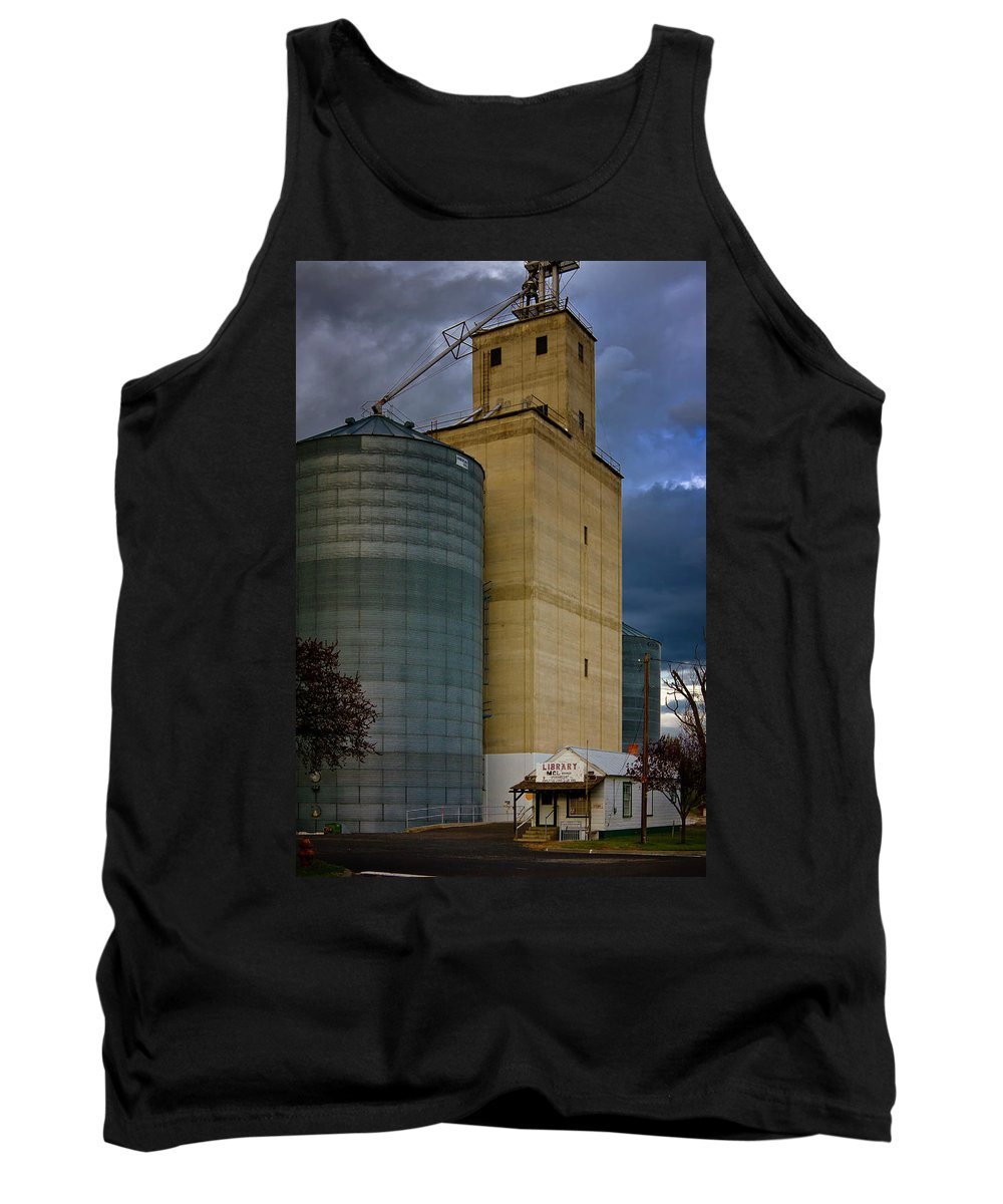 Grain Tank Top featuring the photograph All Things by Albert Seger