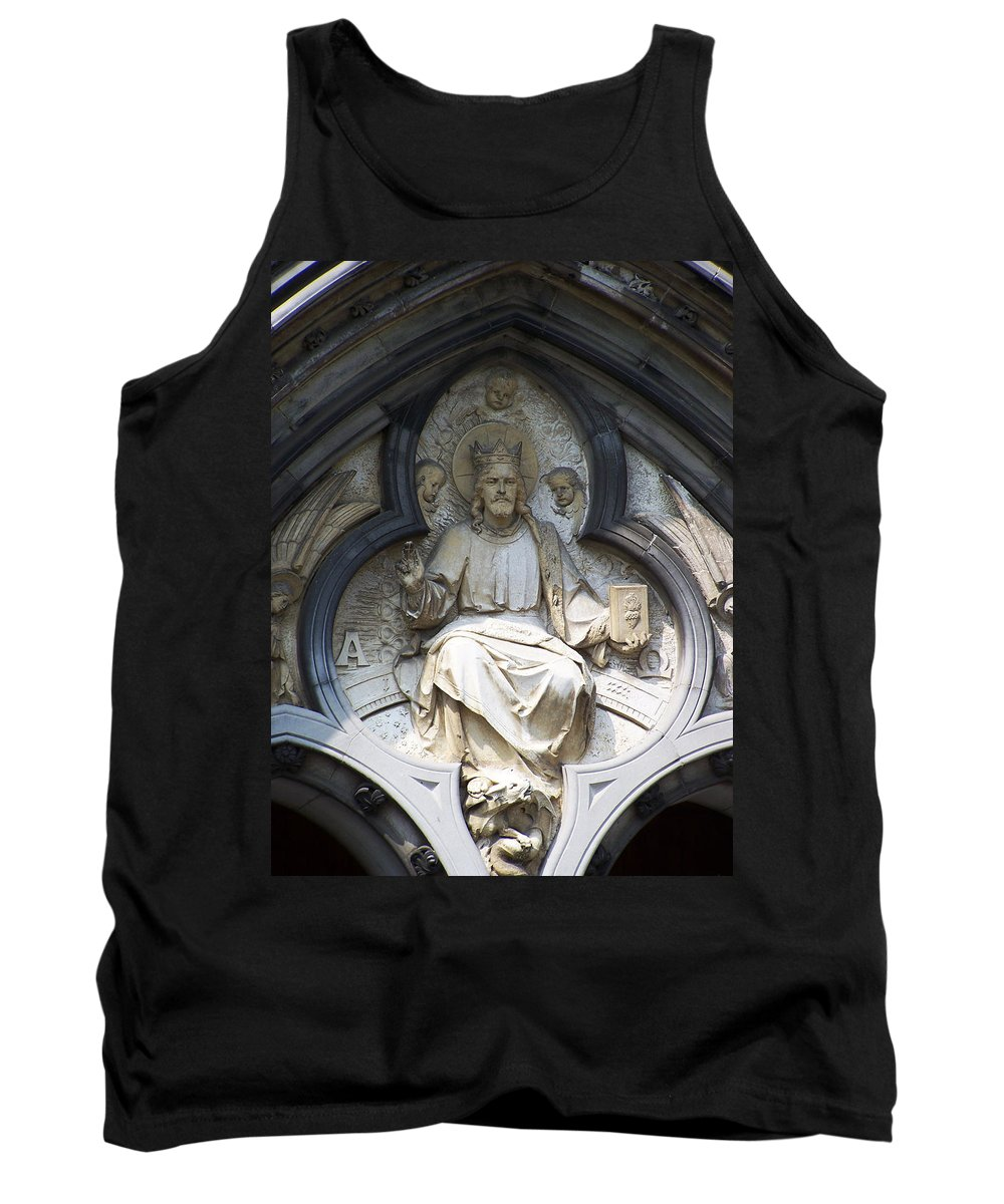 Ireland Tank Top featuring the photograph Alpha And Omega by Teresa Mucha
