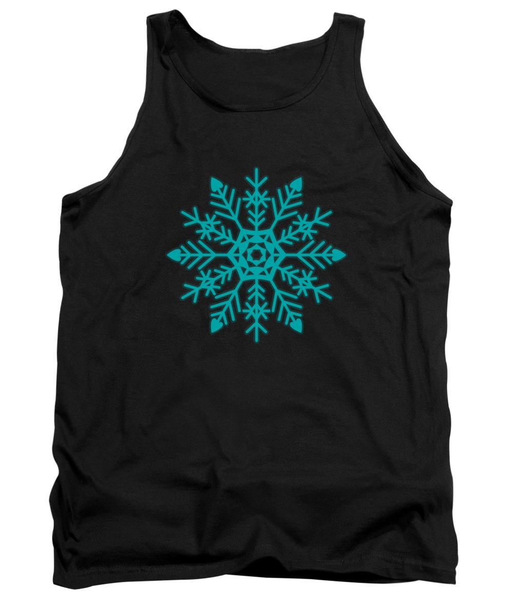 Frozen Tank Tops