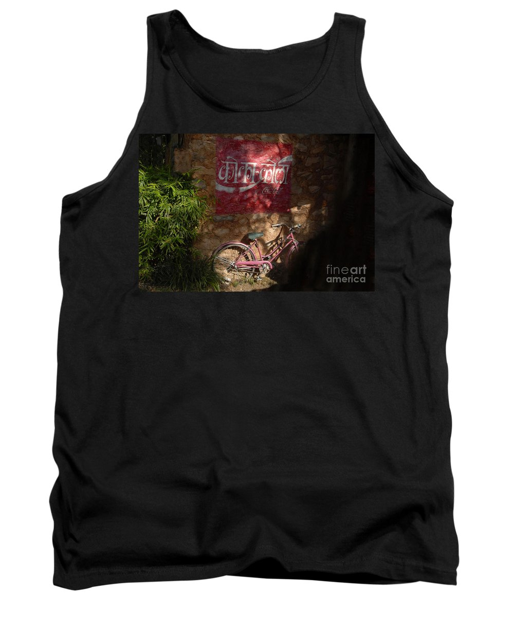 Asia Tank Top featuring the photograph Asia by David Lee Thompson