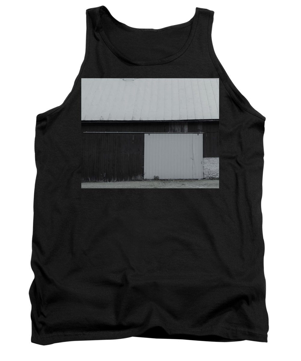 Tank Top featuring the photograph Barn 3 by John Bichler