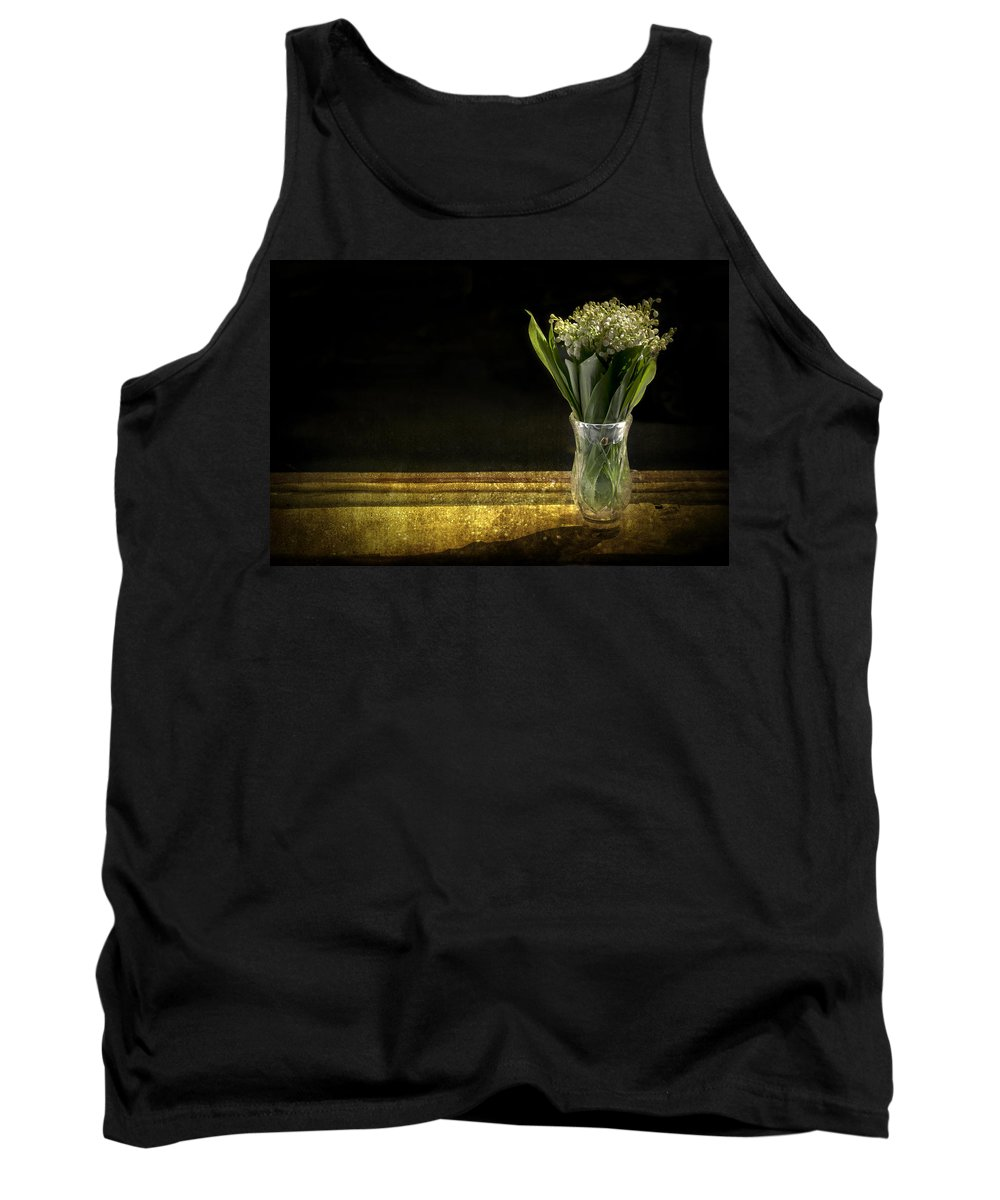 Lily Tank Top featuring the photograph Beauty Of The Valley by Evelina Kremsdorf