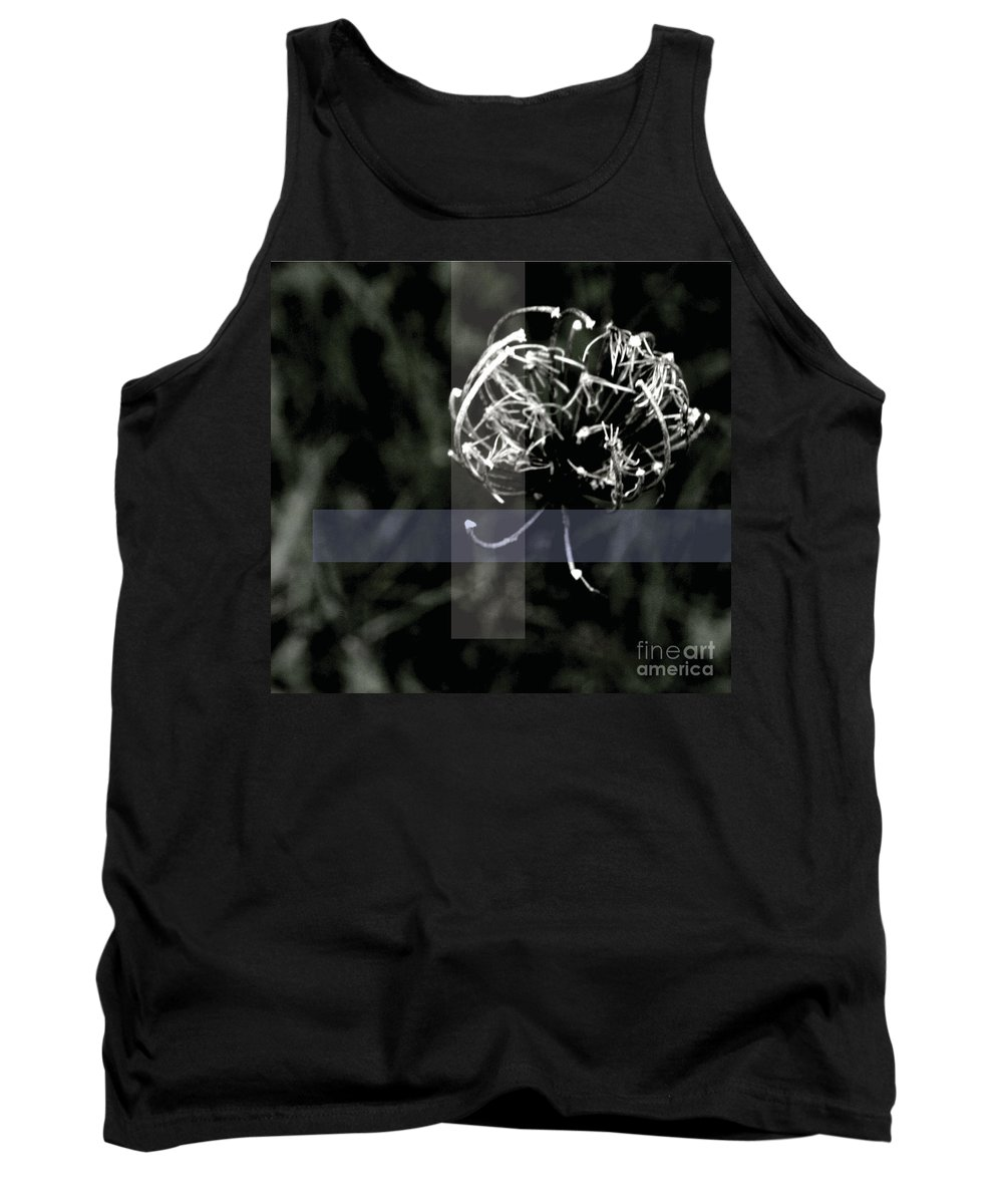 Jamie Lynn Gabrich Tank Top featuring the photograph Bewhitched by Jamie Lynn