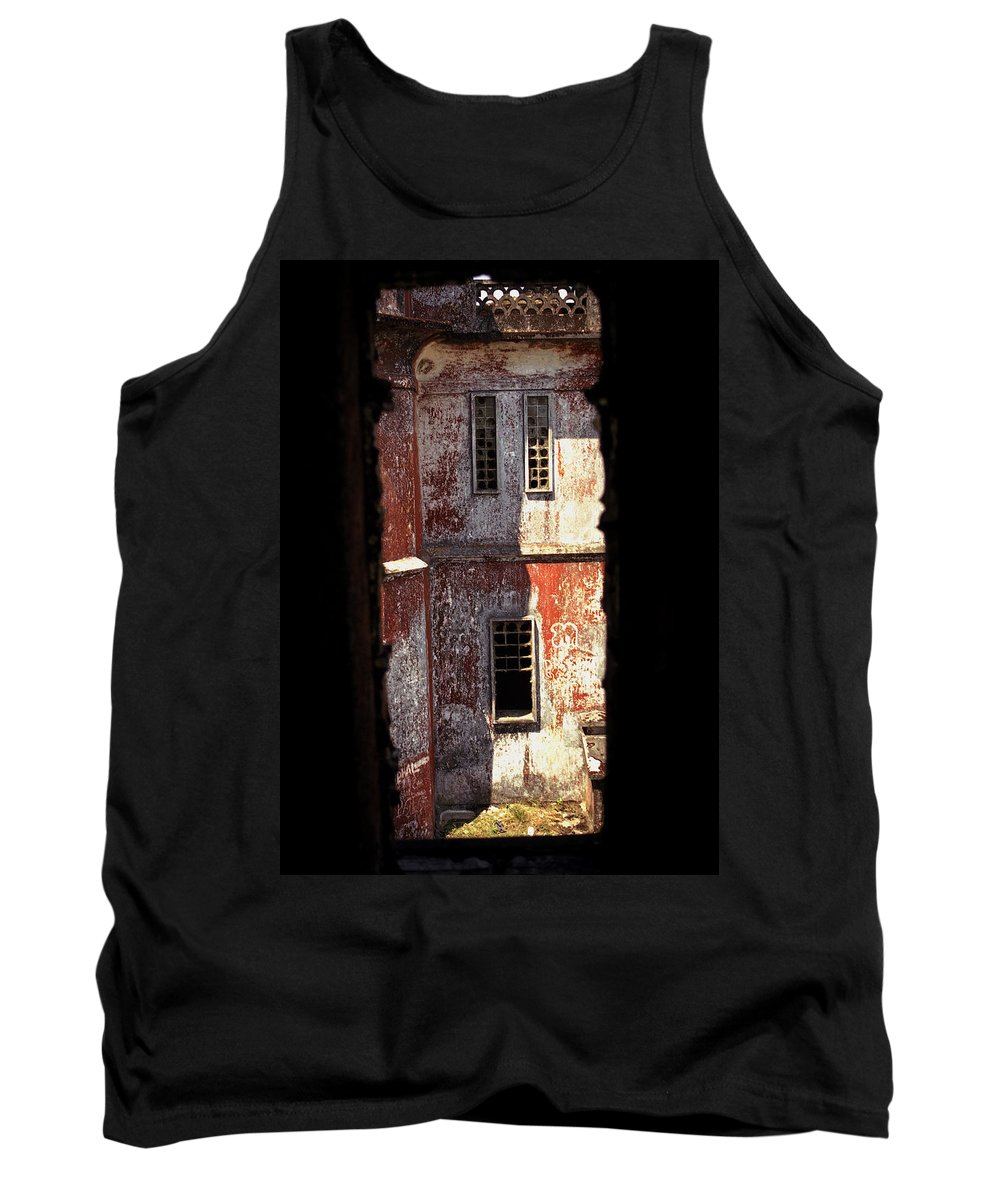 Bokor Tank Top featuring the photograph Bokor by Patrick Klauss