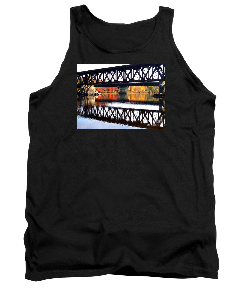 Water Tank Top featuring the photograph Bold And Beautiful by Sybil Staples