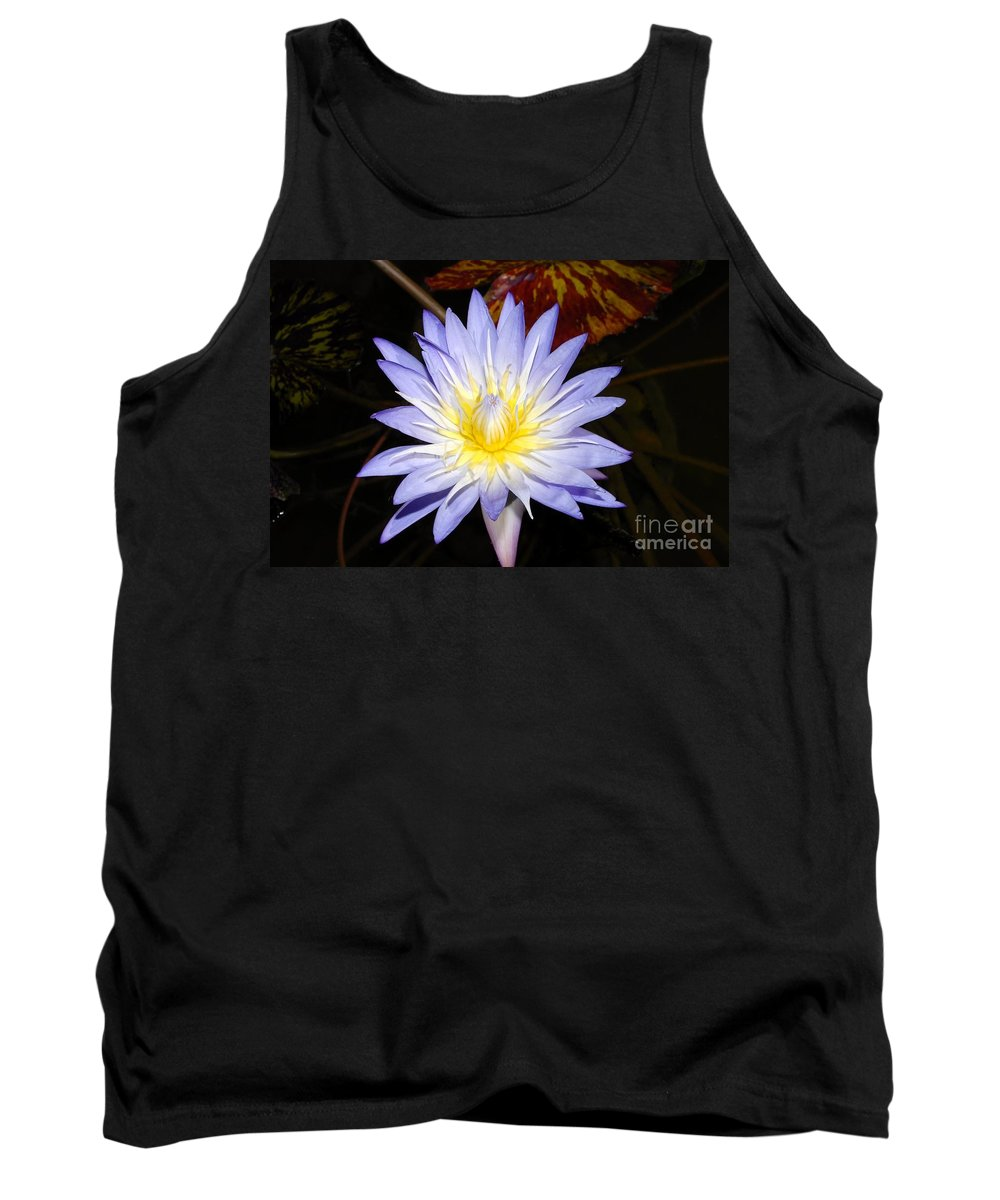 Lily Tank Top featuring the photograph Brilliant Beauty by David Lee Thompson