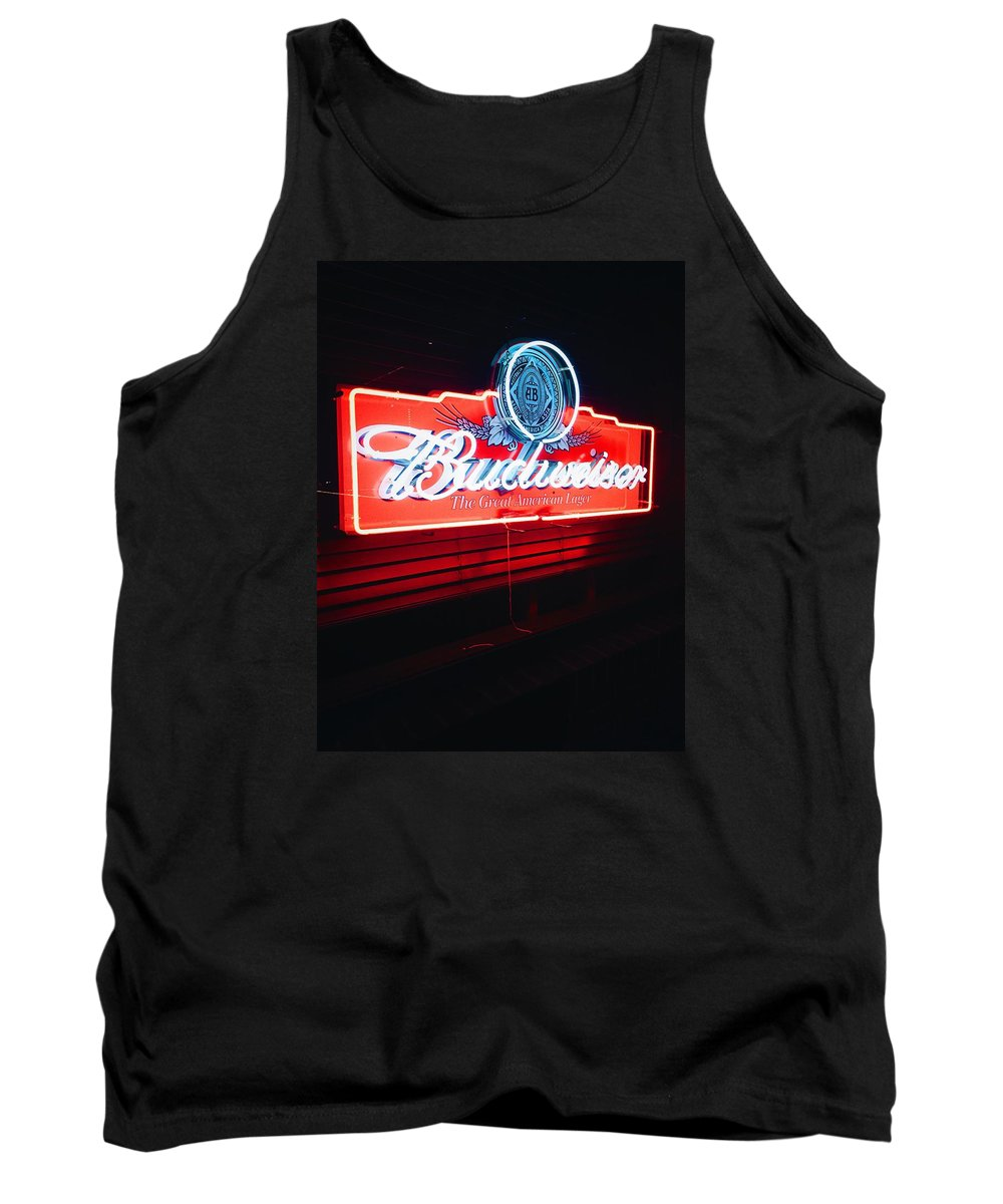 Chris Walter Tank Tops
