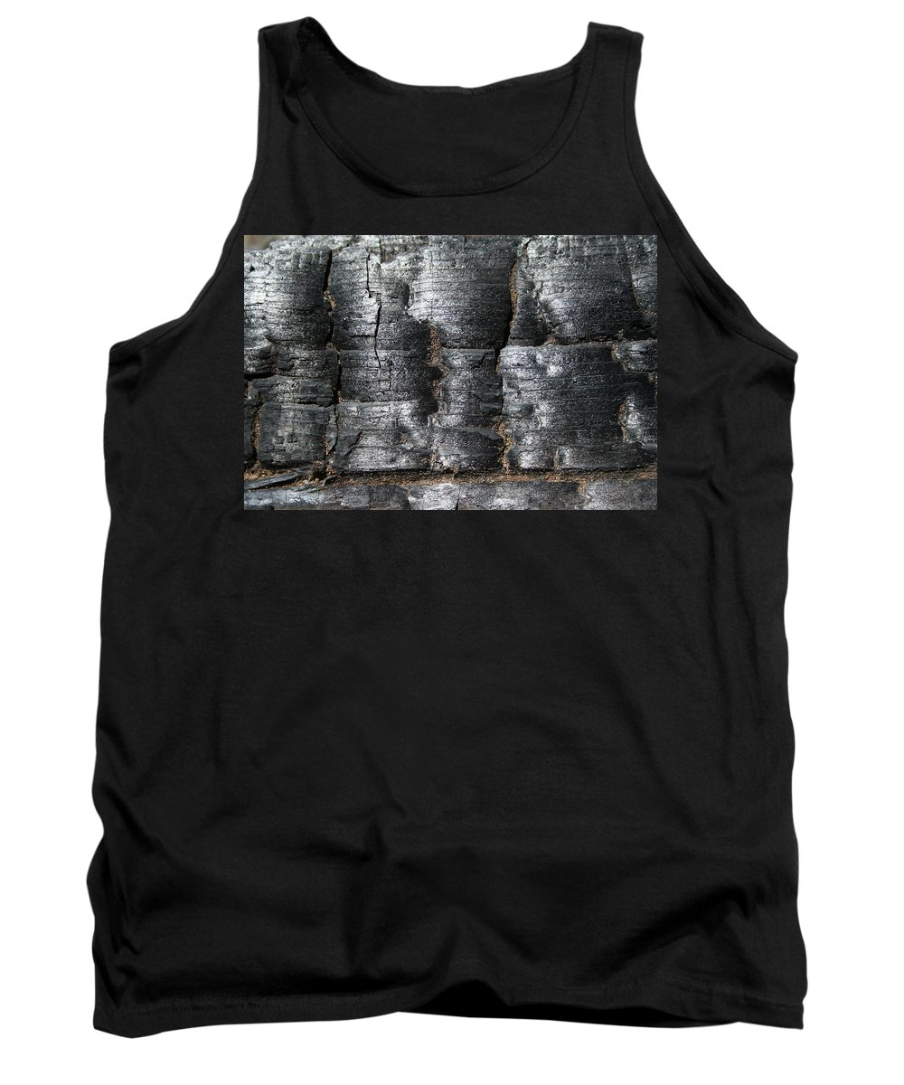 Burn Tank Top featuring the photograph Burn by Ric Bascobert