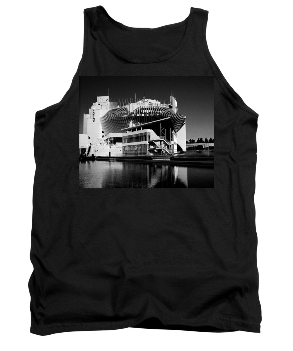 North America Tank Top featuring the photograph Casino Montreal by Juergen Weiss