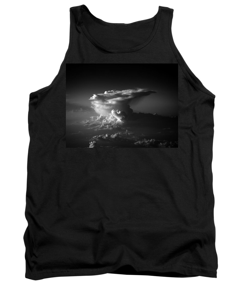 Aviation Art Tank Top featuring the photograph Cb1.729 by Strato ThreeSIXTYFive