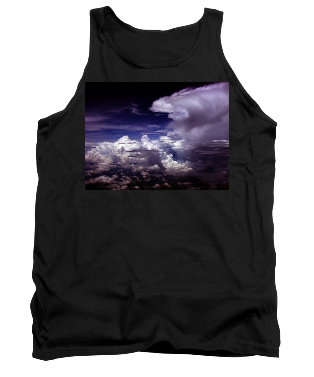 Aviation Art Tank Top featuring the photograph Cb2.015 by Strato ThreeSIXTYFive