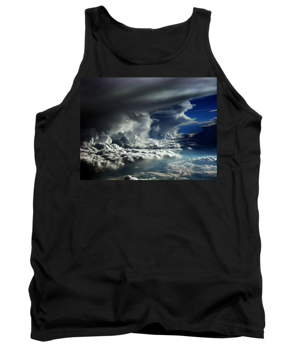 Aviation Art Tank Top featuring the photograph Cb2.085 by Strato ThreeSIXTYFive