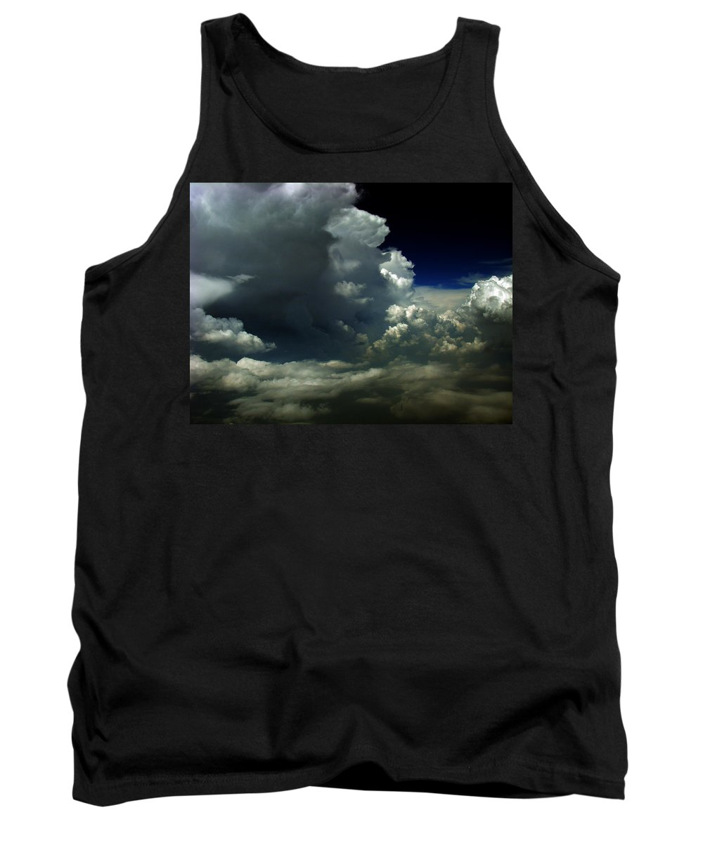 Aviation Art Tank Top featuring the photograph Cb2.122 by Strato ThreeSIXTYFive