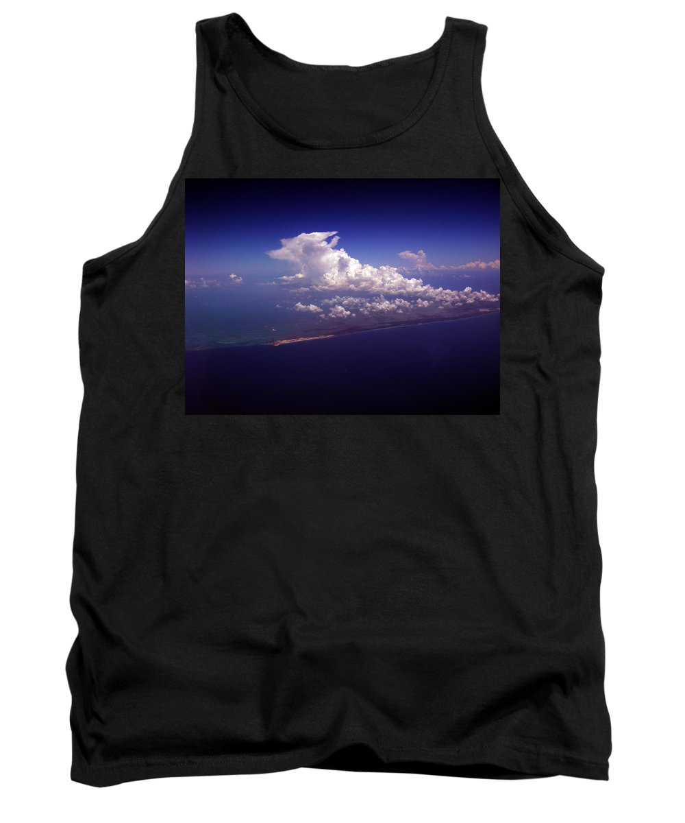 Aviation Art Tank Top featuring the photograph Cb2.195 by Strato ThreeSIXTYFive