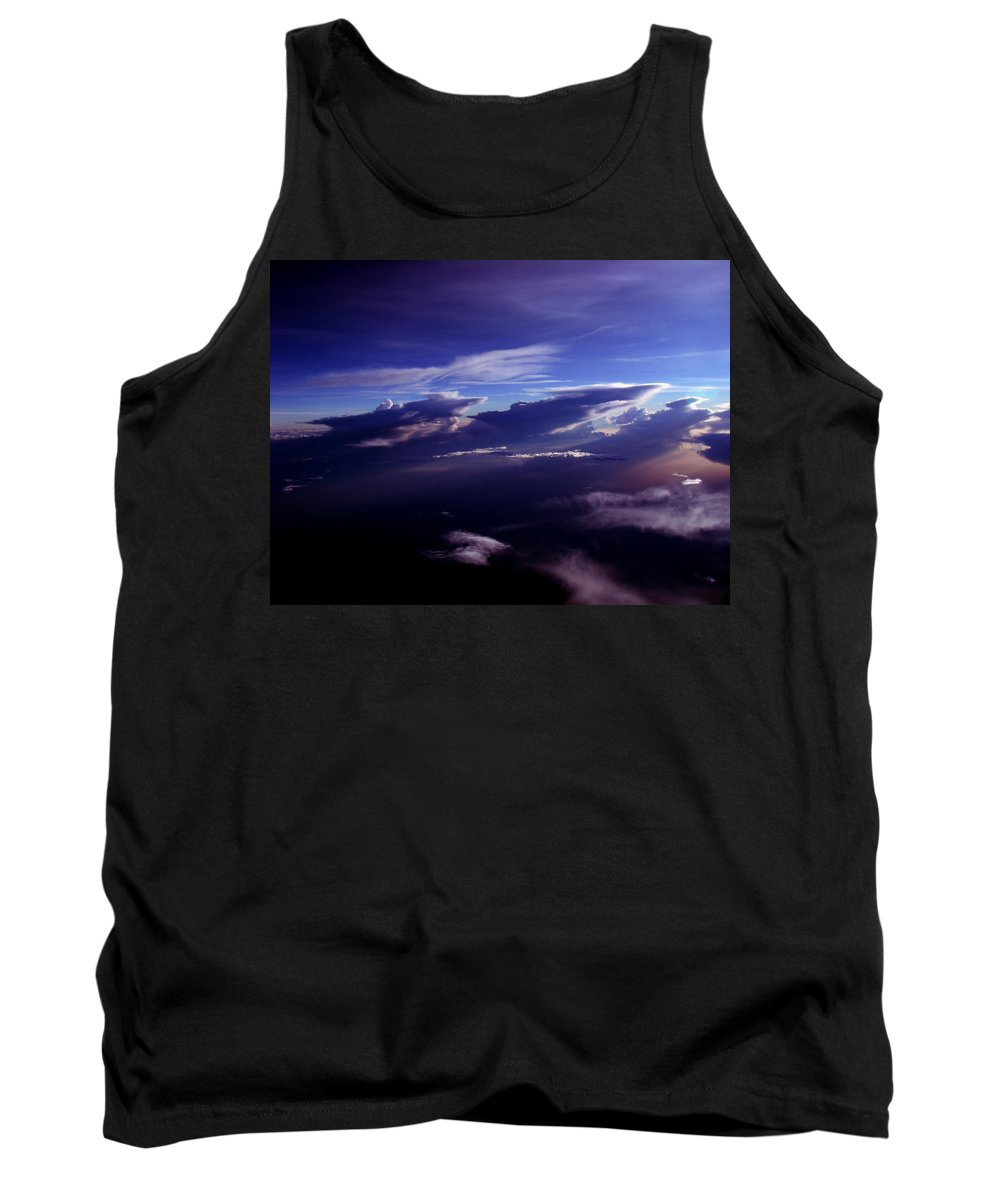 Aviation Art Tank Top featuring the photograph Cb2.229 by Strato ThreeSIXTYFive
