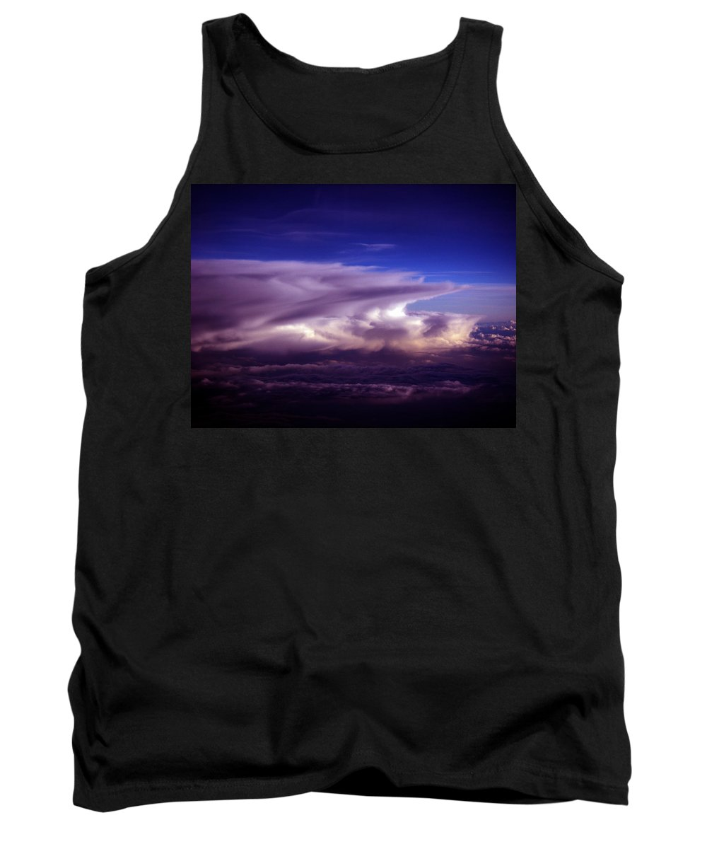 Aviation Art Tank Top featuring the photograph Cb2.232 by Strato ThreeSIXTYFive