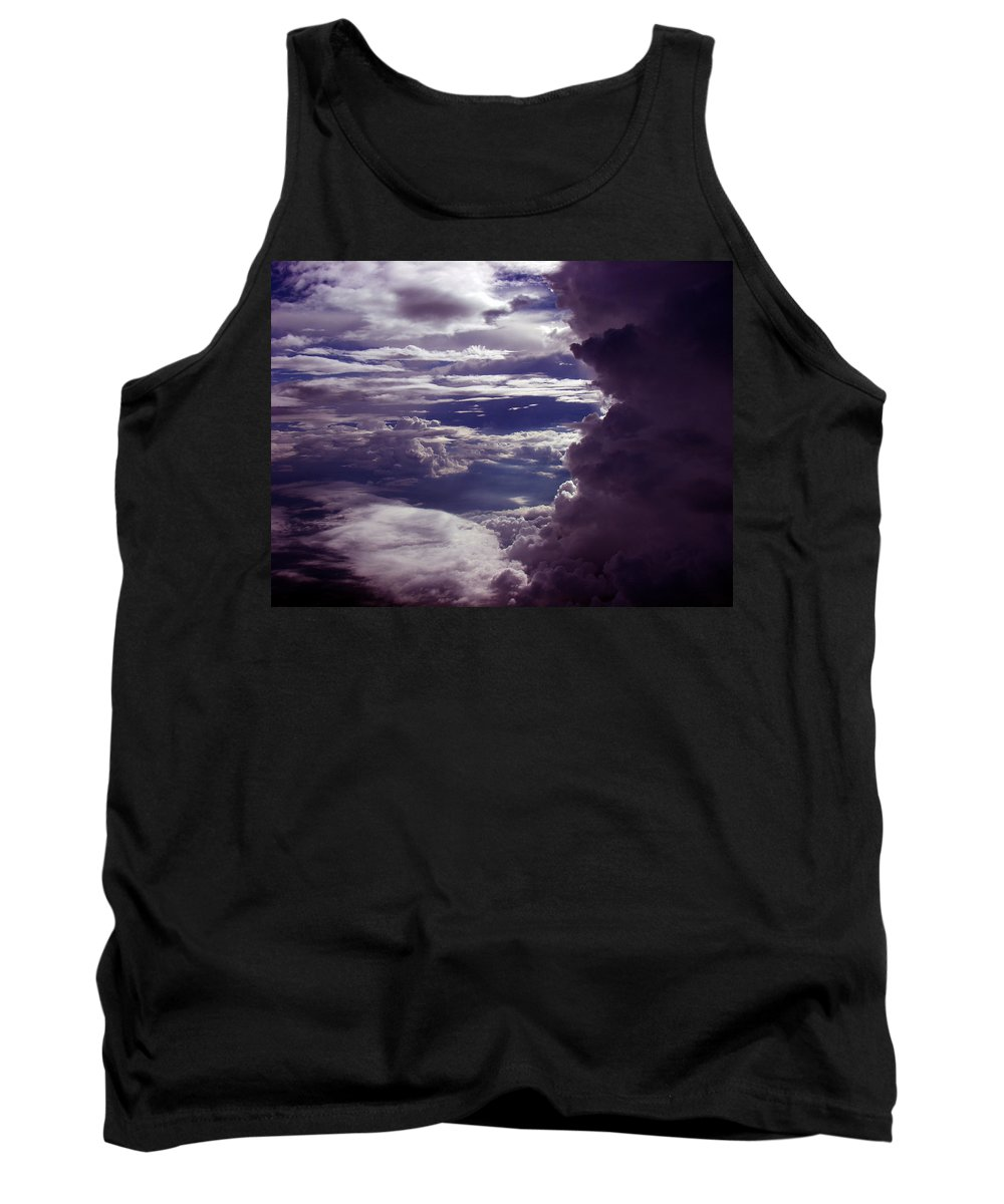 Aviation Art Tank Top featuring the photograph Cb4.00 by Strato ThreeSIXTYFive