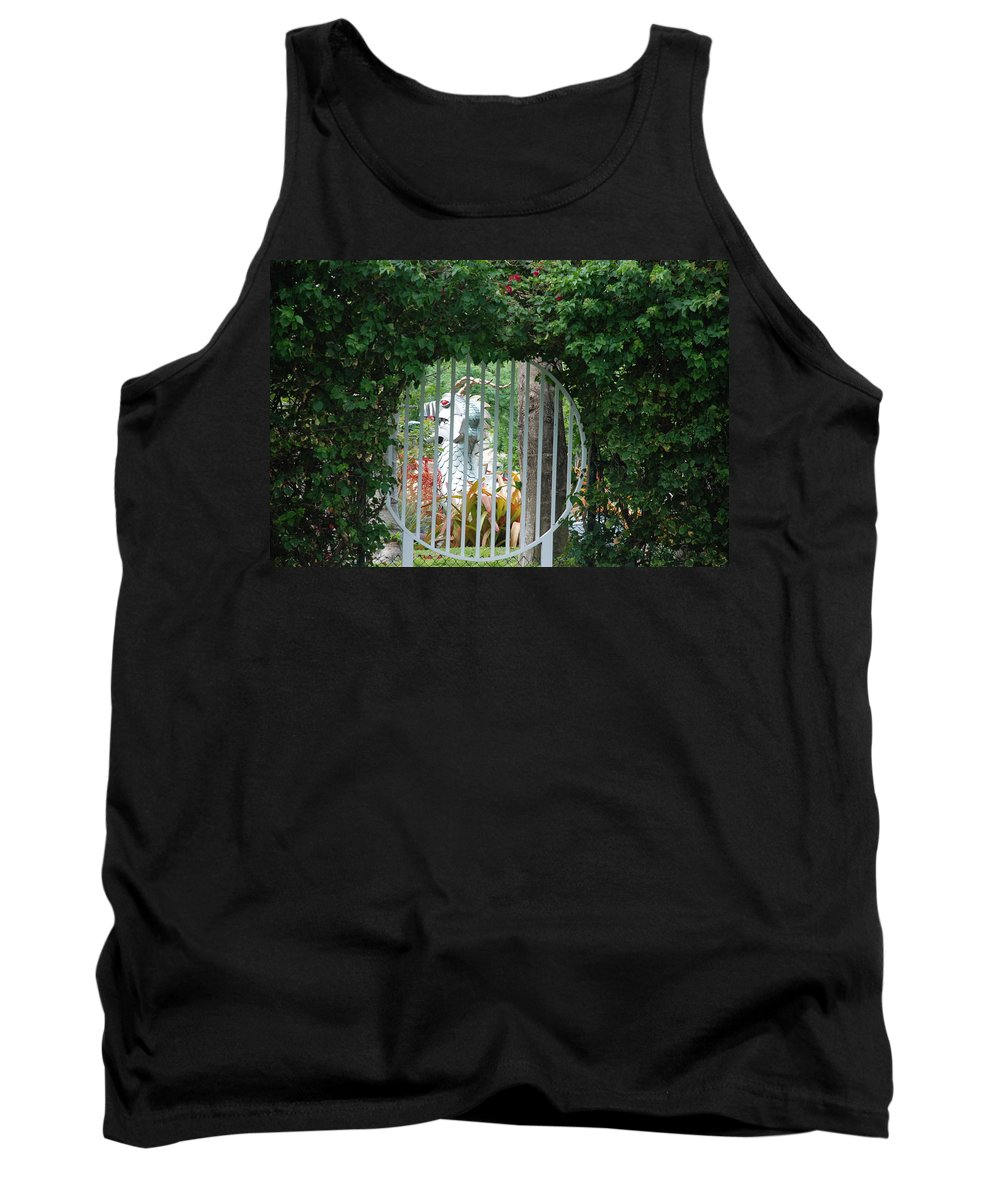 Chinese Dragon Tank Top featuring the photograph Chinese Dragon by Rob Hans